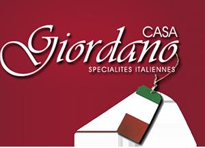 Casa Giordano - Spécialités italiennes